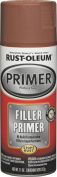 Rust-Oleum 249320 2-in-1 Automotive Filler and Sandable Primer, 330ml, Liquid, Red