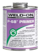 WELD-ON 13993 Primer, Purple, 240ml, PVC and CPVC