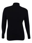 Karen Scott Women's Plus Size Mock-Neck Sweater