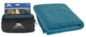 Trespass Wringin Microfibre Towel - Blue, 70 X 135 Cm