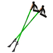 Trekking Poles Outad Ultralight Walking Hiking Sticks With Adjustable Height For