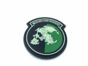 Militaires Sans Frontieres Leuchten Im Dunkeln Metal Gear Solid Pvc Klett