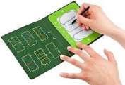 Happyross Magic Drawing Board Dressage Arena - 'magic' Board With Magnetic Pen