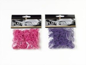 Lincoln Plaiting Bands - Horse & Pony Grooming - White