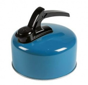 Kampa Billy 2 Litre Whistling Lightweight Camping Kettle - Blue