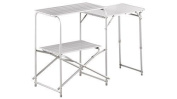 Easy Camp Avignon Camping Kitchen Table - Grey, One Size