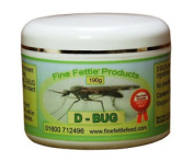 Fine Fettle Products D-bug Ointment 190 Gm Pest Fly Louse Insect Control Pestici