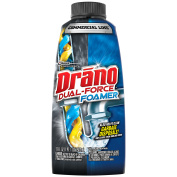Drano Dual-Force Foamer 500mls. Commercial Line