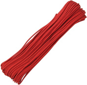 Parachute Cord RG1157 Tactical Paracord 4 Strand Core 120kg Test Red