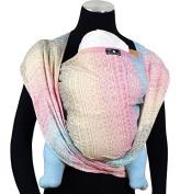 Didymos Woven Baby Wrap, Prima Aurora, Size 5, 420 cm, Multicolor