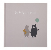 Mamas & Papas Baby Contemporary Record Book