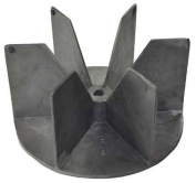 DAYTON 602-11-4007 Blower Wheel, For Use With 2C864