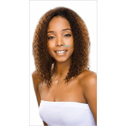 RBAN BEAUTY WET AND WAVY AFRO CURL - 100% INDIAN REMI HAIR - 20cm colour=1B
