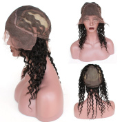 ZigZag Hair Pre Plucked 13x 4 Lace Frontal With Wig Cap Brazilian Loose Wave 360 Lace Frontal with Cap Natural Hairline 13x 4 Lace Frontal with Weaving Cap