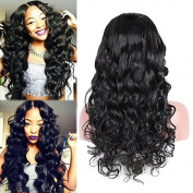 Friya Hair 8A Brazilian Full Lace Human Hair Wigs Loose Wave Lace Front Human Hair Wigs Pre Plucked Hairline With Baby Hair 8-26 Virgin Hair Wigs For Black Women