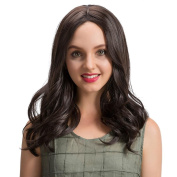 Curly Wig,by Vibola Long Loose Wavy Curly Hair No Lace Front Wig Curly Full Hair Wigs Women