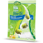 Sofn'Free Milk Protein & Olive Oil Deep Conditioning Treatment (50ml) Pack Of 4