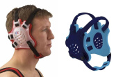 Cliff Keen F5 Tornado 4-Strap Stock Wrestling Head