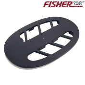 Fisher 28cm DD Black Search Coil Cover for Fisher Brand Metal Detector COVER-11DD