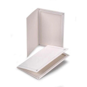 Photo Folders 2 pack for Storing or Displaying 4x6 Photographs