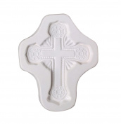 Ornate Cross Casting Mould