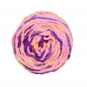 Celine lin One Skein Natural Baby Blanket Big Warm Ball Yarn Knitting Yarn,Multi-colored44
