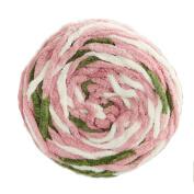 Celine lin One Skein Natural Baby Blanket Big Warm Ball Yarn Knitting Yarn,Multi-colored36