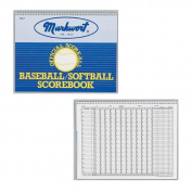 Markwort Baseball & Softball Scorebook 23 Games