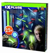 Ses Creative Survival Glow Sticks