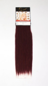 1st Lady 36cm Natural Euro Silky Straight Human Hair Weave Weft 100g