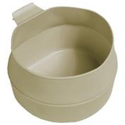Mil-tec Fold-a-cup Tactical Military Mug Foldable Camping 0.2l Plastic Cup Khaki
