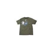 Dc Men's Ogi A Slimfit S/s T-shirt Green Large