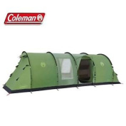 Coleman Cabral 6 Man Person Tent Family Camping Glamping Festival Tent