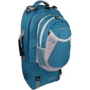 Highlander Explorer Ruckcase 60+20l Backpack Travel Pack Holiday Rucksack Teal