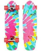 Ob Five Skateboards Cruiser Skateboard - Dye, 70cm