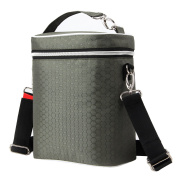 Biubee Insulated Bottle Tote Bag (18*10*23cm) With Adjustable Shoulder Strap -