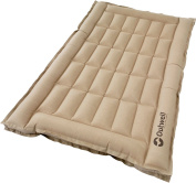 Outwell Box Double Airbed - Beige