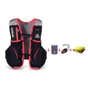 Docooler 5l Outdoor Sport Running Vest Backpack Women Men Hydration Vest Pack