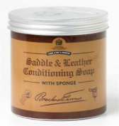 Carr & Day & Martin Brecknell Turner Saddle Soap 500ml Horse Riding Leather Care