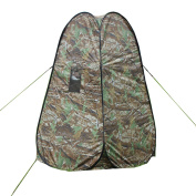 Ktaxon Camping Portable Pop-up Changing Room Beach Sunshade Tent Maple Leaf Camouflage