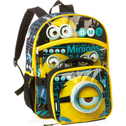 Despicable Me Minions Backpack with Lunch