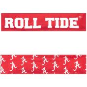 University of Alabama Reversible Team Colour Headband, Narrow