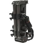 Bell Sports Overpass 200 2-Bike Compact Folding Trunk Rack, Black