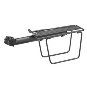 Xlc Qr Sp Rack W/Side Blk Alloy Seat Post Mount Rear Rack With Side Supports