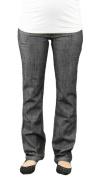 9 Fashion Maternity Marni Indigo Full-Panel Jeans Sz S