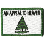 Appeal To Heaven Patch, 5.1cm x 7.6cm