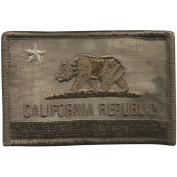 Camouflage State Patch, California, 5.1cm x 7.6cm , ATACS, AU