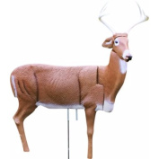 Rinehart 47111 Innovative and Lightweight Doloma 3-D Buck Decoy in Brown