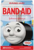 BAND-AID Children's Adhesive Bandages, Thomas & Friends, Assorted Sizes 20 ea
