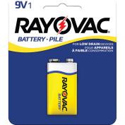 Rayovac D1604-1f Heavy-duty 9-volt Battery